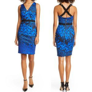 Ted Baker London NEW Amaalee Strappy Bodycon Dress